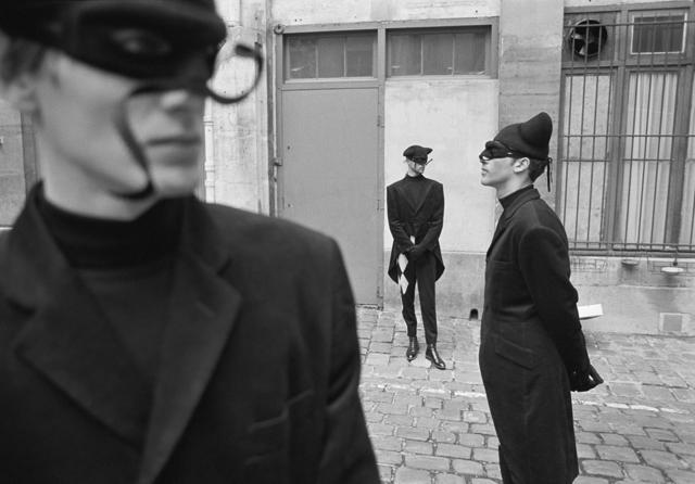 , 'Masquerade Men (I),' 1992, PDNB Gallery