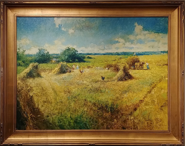 , 'Harvest Time,' 2018, Masters Gallery