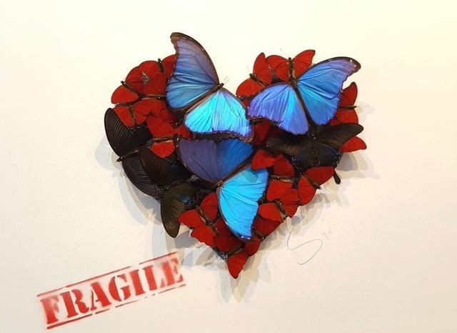 , 'Fragile Heart,' 2017, Eden Fine Art