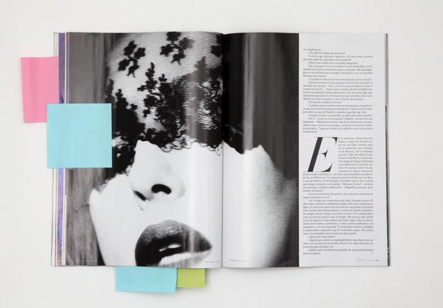 , 'Antipodes: celebrities 1: Crown Princess Masako, Sasha Obama, Dave Grohl, Monica Bellucci ,' 2013, Galleria Franco Noero