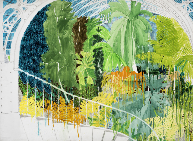 , 'Kew Gardens, 20th February,' 1998, Frestonian Gallery