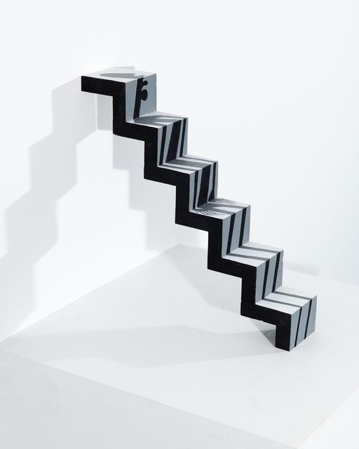 , 'Shadow Ascending Stairs Part 2,' 2017, Ki Smith Gallery