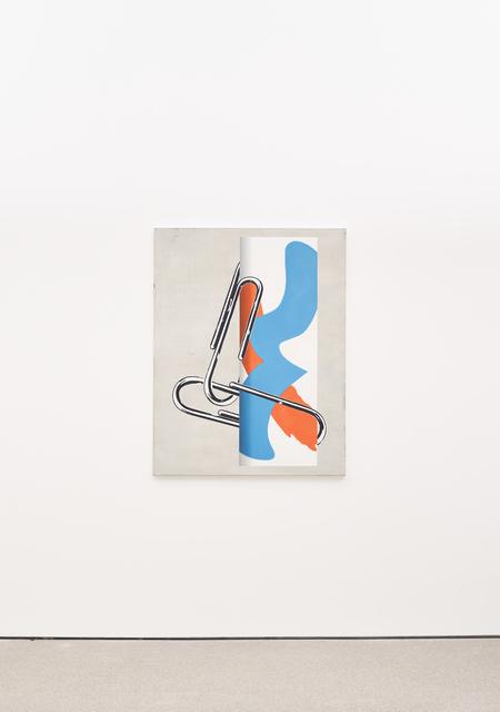 , 'Brackets,' 2017, Galerie Greta Meert
