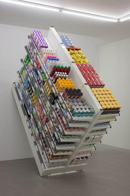 Sirous Namazi, 'Leaning Horizontal', 2012, Galerie Nordenhake