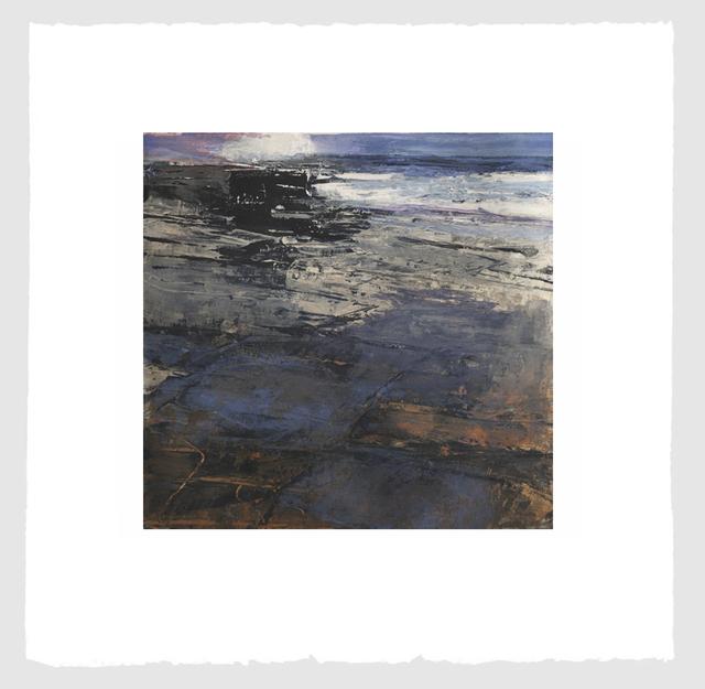 , 'Fractured Shoreline V,' 2013, Stoney Road Press