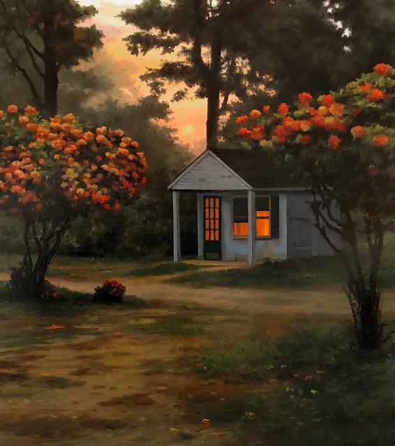 , 'Tourist Cabin,' 2018, William Baczek Fine Arts