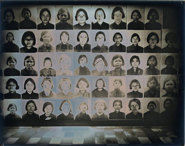 , 'Lambency of Tuol Sleng Genocide Museum #2,' 2017, Lisa Sette Gallery