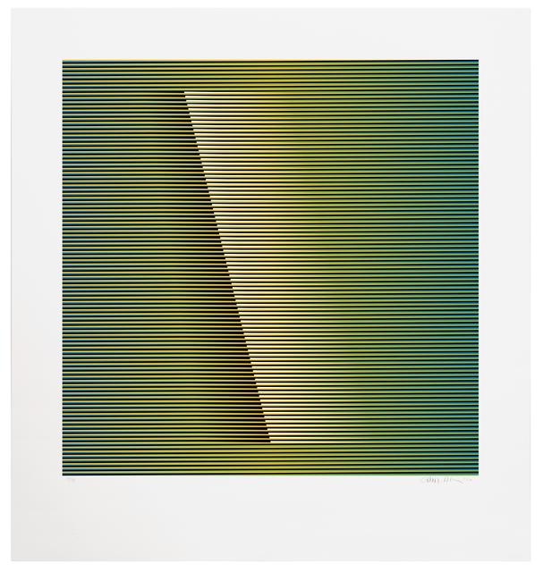 , 'Color Aditivo Medellin 2,' 2012, La Patinoire Royale / Galerie Valerie Bach
