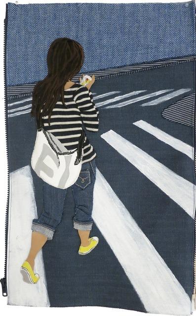 , 'No Way Back,' 2013, MUCA