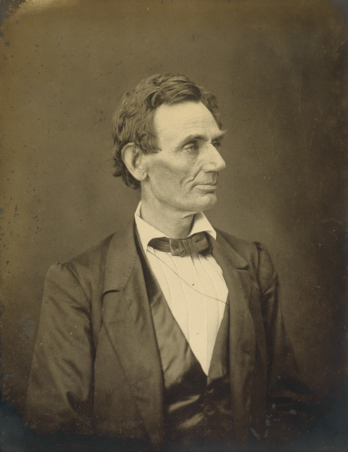 Alexander Hesler, 'Portrait of Abraham Lincoln', Swann Auction Galleries