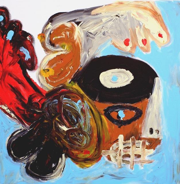 Joji Nakamura, '「冷静」 (Serenity)', 2019, Painting, Acrylic on canvas, CLEAR GALLERY TOKYO