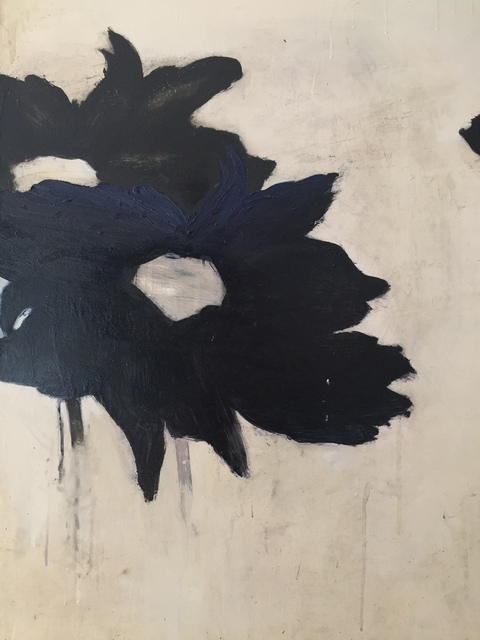 , 'Detail of Daisy Blue 457,' 2015, Argazzi Art