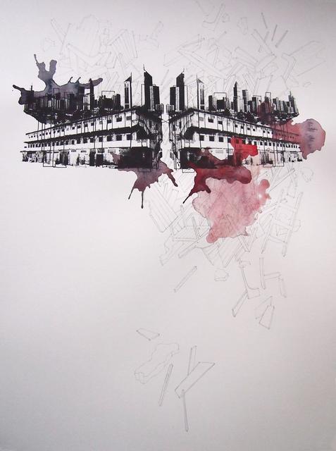 , 'Membrane II,' 2010, Rossi & Rossi