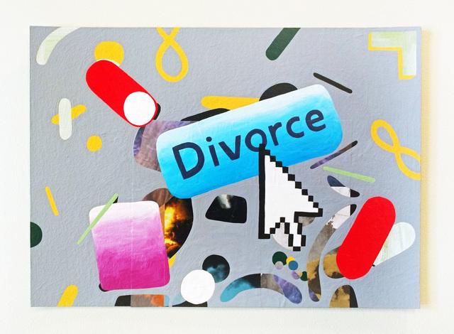Becky Brown, 'Divorce', 2018, Freight + Volume