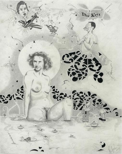 , 'Goddess Diana,' 2016, MIYAKO YOSHINAGA