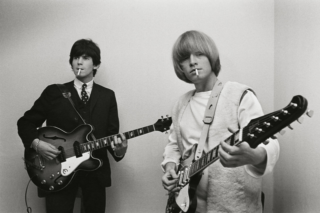 , 'Keith & Brian Backstage, Germany, 1965,' 1965, TASCHEN