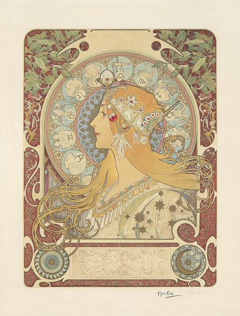 , 'Zodiac,' 1896, Rennert's Gallery