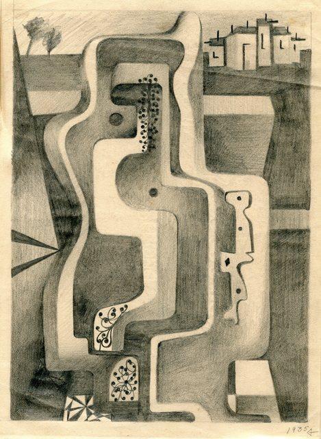 , 'Untitled,' 1935, Jorge Mara - La Ruche