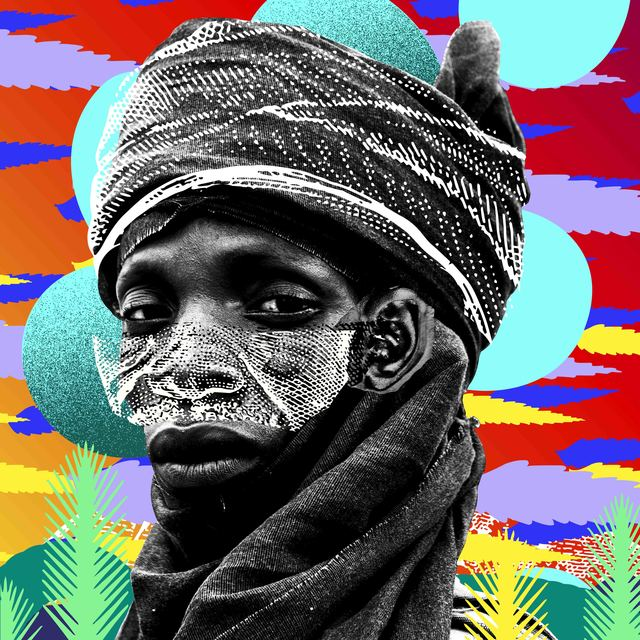 Williams Chechet, 'Paradise Express', 2020, Print, Archival Giclee On Paper, Retro Africa