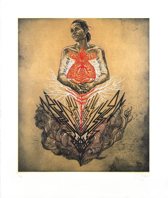, 'Sonia,' 2016, Long-Sharp Gallery