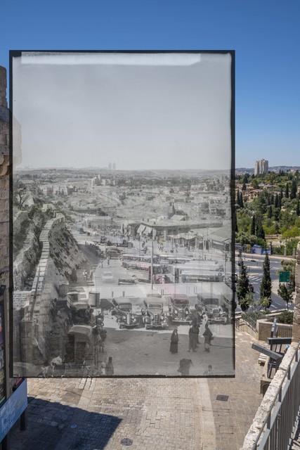 Jack Persekian, 'Above Jaffa Gate', 2019, Zawyeh Gallery