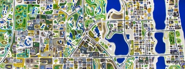 , 'Anatomy of Palm Beach,' 2012, Cynthia Corbett Gallery