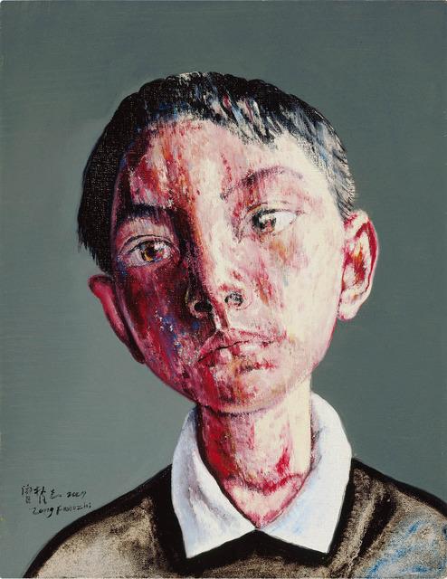 , 'Portrait 09-7-1,' 2009, Gagosian