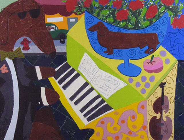 Michael Judy, 'Petee's Piano', ca. 2000, Janus Galleries
