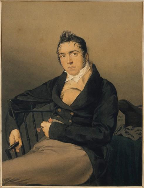 John Rubens Smith, 'Allan Melville', 1810, The Metropolitan Museum of Art