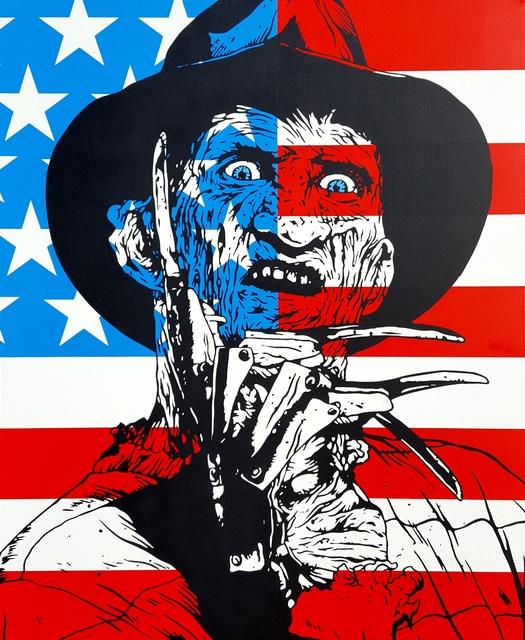 , 'Nightmare,' 2017, StolenSpace Gallery