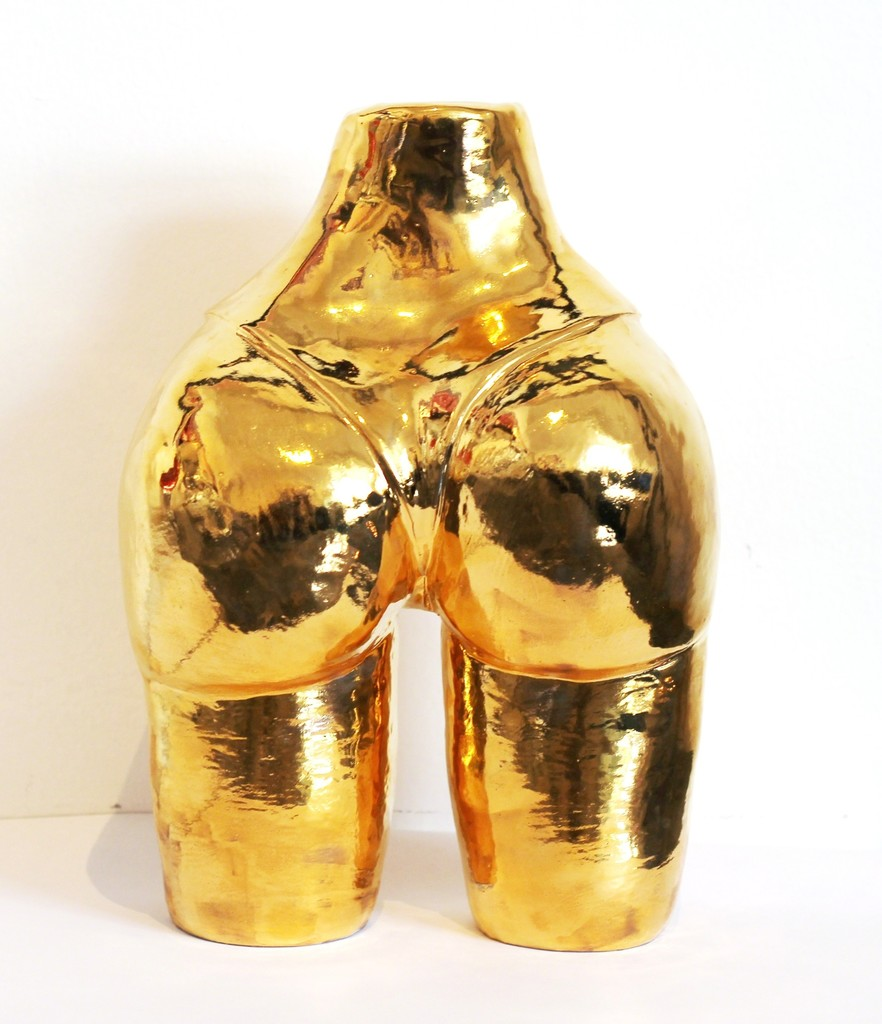 Золотая задница