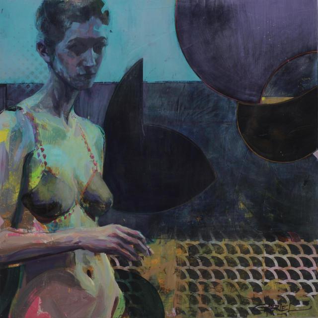 Gabriel Mark Lipper, 'Pisces', 2018, Carrie Goller Gallery