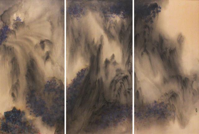 , 'Fantasy Triptych,' 2015, Hanart TZ Gallery