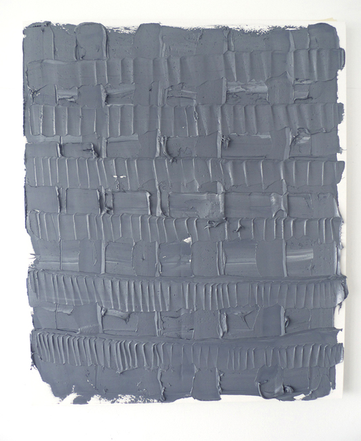 , 'Dark Mars Gray 1,' 2014, Jeff Lincoln Art+Design
