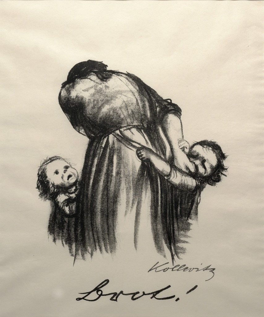 kathe kollwitz Käthe kollwitz: käthe kollwitz, german graphic artist and sculptor who was an eloquent advocate for victims of social injustice, war, and inhumanity the artist grew up in a liberal middle-class family and studied painting in berlin (1884–85) and munich (1888–89.