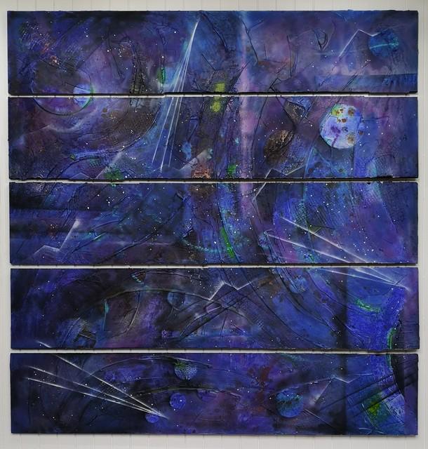 , 'Interstellar No 4,' 2018, Contemporary Gallery CH