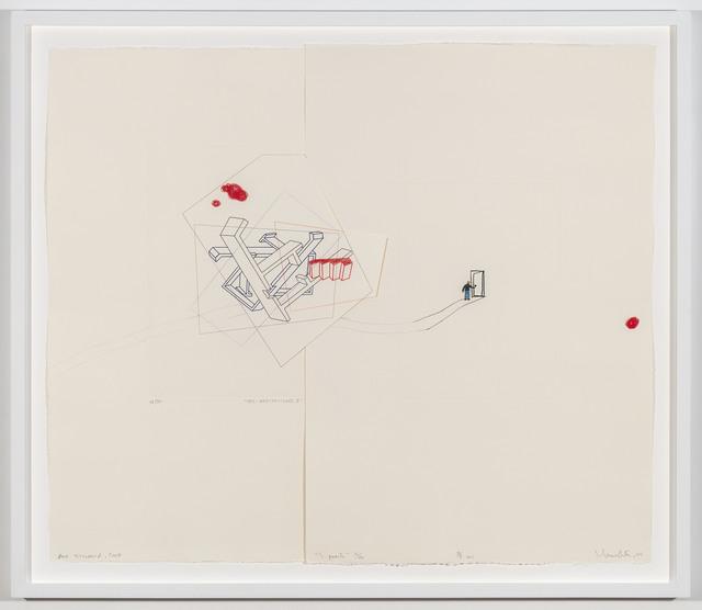 , 'Deshabitaciones/La Puerta,' 2011, Johannes Vogt Gallery