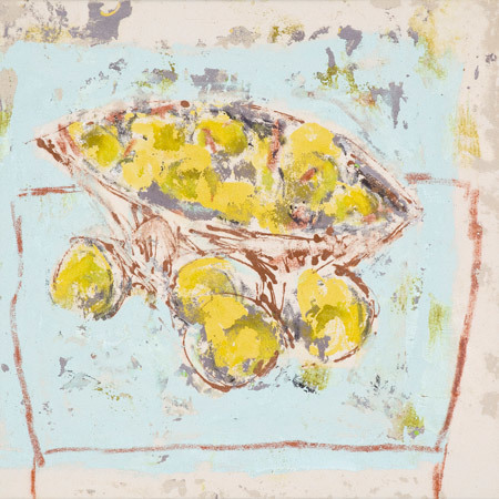 , 'Bowl with limes #8,' 2015, Art Atrium
