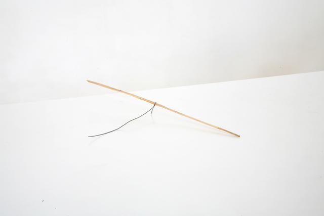 , 'Even straw,' 2017, TALION GALLERY
