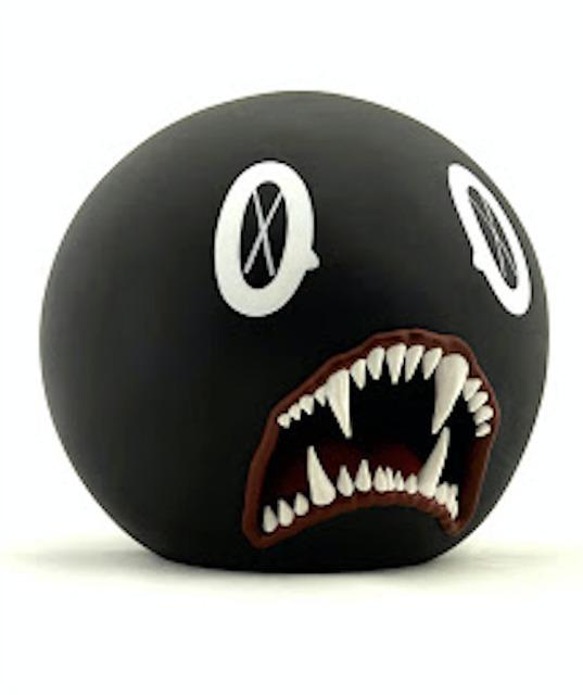 KAWS, 'Cat Tooth Bank (Black)', 2007, MSP Modern