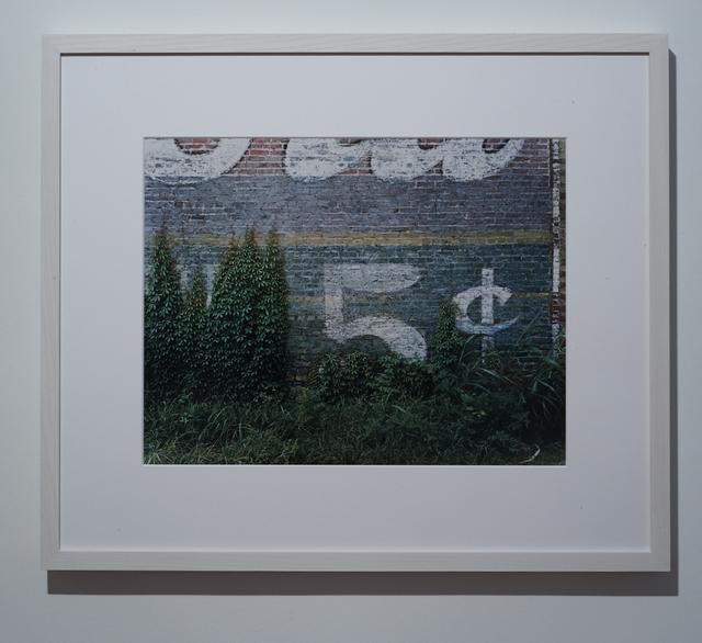 , '5¢—Demopolis, Alabama,' 1978, Galerie Julian Sander