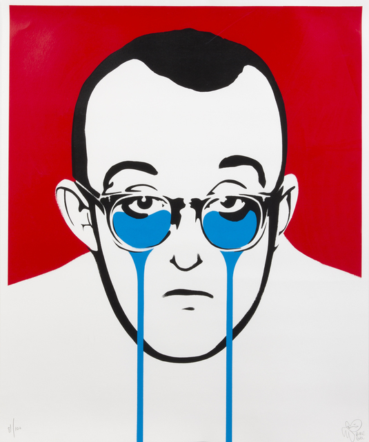 Pure Evil, 'Keith Haring's Nightmare', 2014, Julien's Auctions