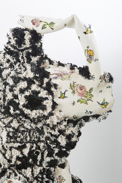 Francesca DiMattio, 'Boucherouite V', 2017, Salon 94
