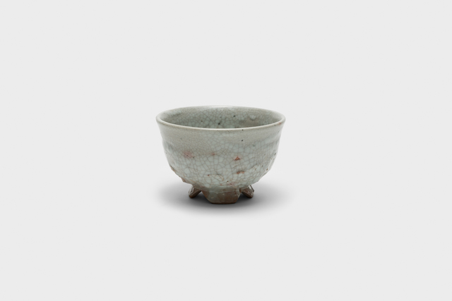 , 'Old white porcelain tea bowl with cut foot,' 2015, Gallery LVS