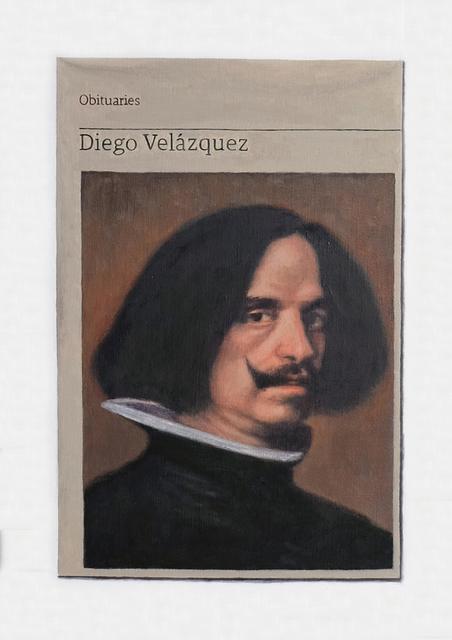 , 'Obituary: Diego Velázquez,' 2018, Charlie Smith London