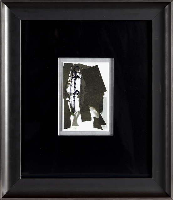 Andy Warhol, 'Mick Jagger FS.II.144 Hand Signed Gallery Announcement Invitation', 1975, Modern Artifact