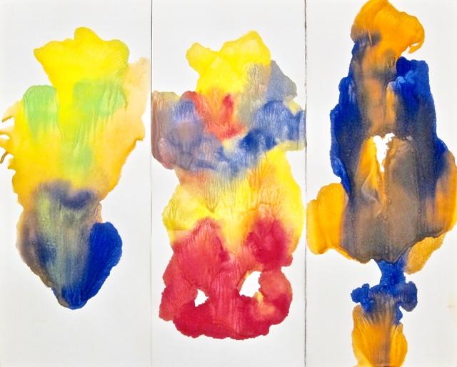 Georges Hugnet, 'Three Decalcomanies', 1971, Galerie OSP