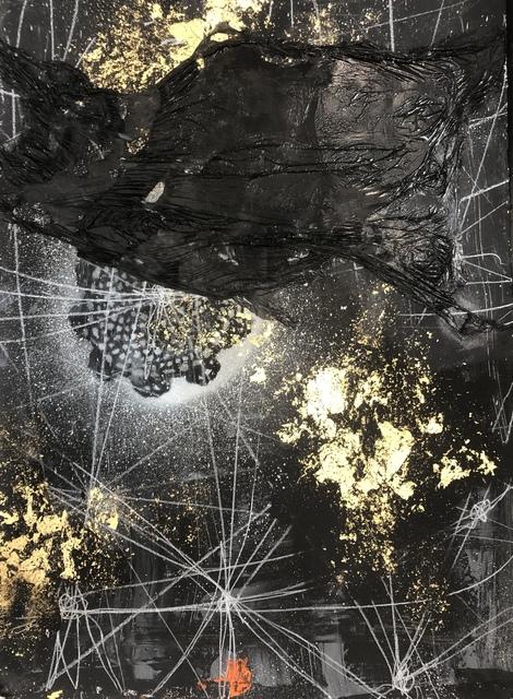 Michi Meko, 'For No Reason Like A Dark Cloud', 2019, Chimento Contemporary