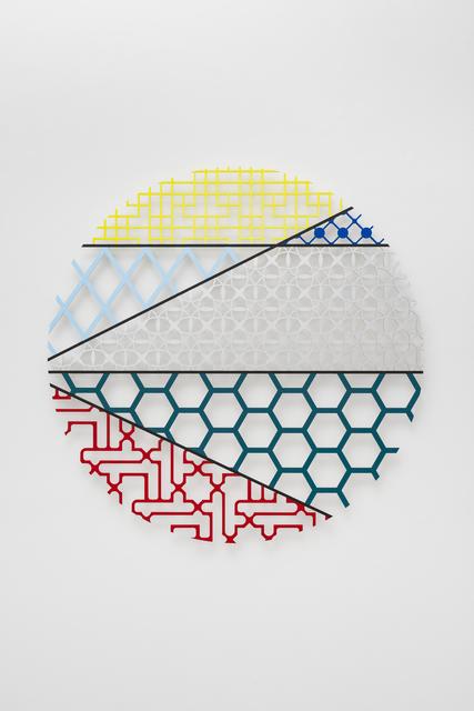 , 'Pattern Kinship IV,' 2017, Wentrup