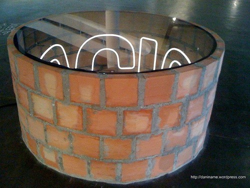 , 'Ocio (brick),' 2011, Baró Galeria
